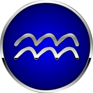 aquarius star sign symbol