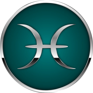 pisces star sign symbol